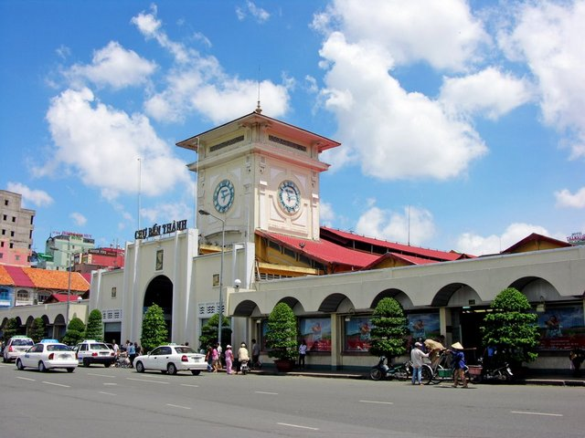 本·Thanh市场-1