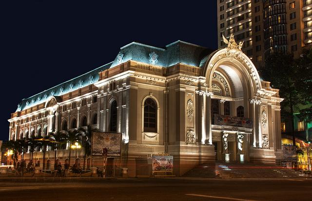 胡志明市歌剧院