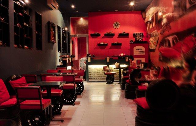 Radhaus Caffe Saigon
