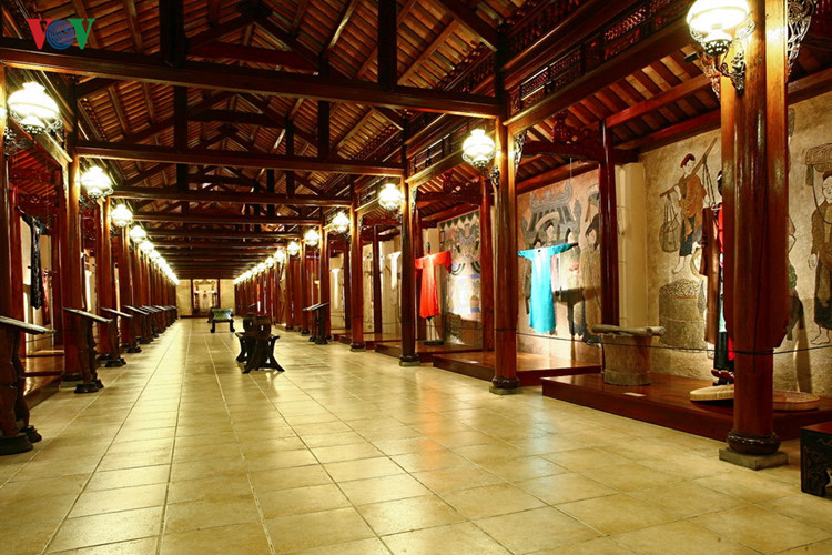 Ao Dai Museum in Long Phuoc Ward in District 9